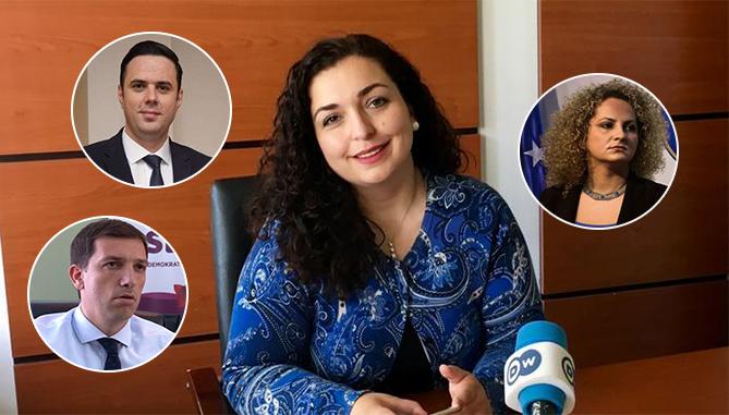 Ekskluzive: Vjosa Osmani në fund të këtij muaji me parti të re?